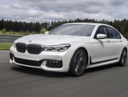 BMW 7 Series 2016 wallpapers