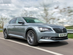 Skoda Superb 2015 wallpapers