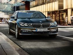 BMW 7 Series 2016 images
