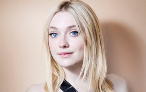 Dakota Fanning hd background