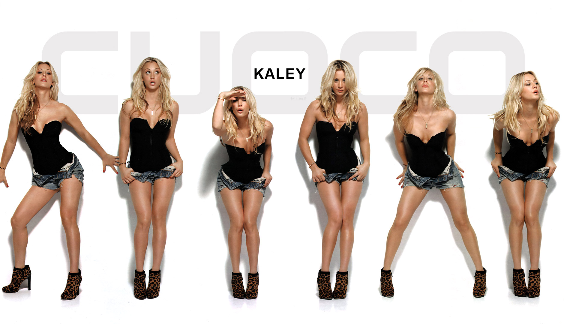 Kaley Cuoco Wallpaper 1920X1080