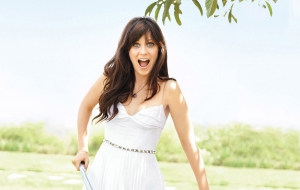 Zooey Deschanel hd photos
