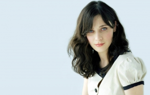 Zooey Deschanel wallpaper for computer
