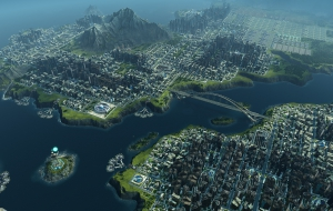 Anno 2205 Wallpapers