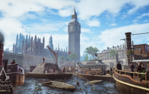 Assassin's Creed: Syndicate game