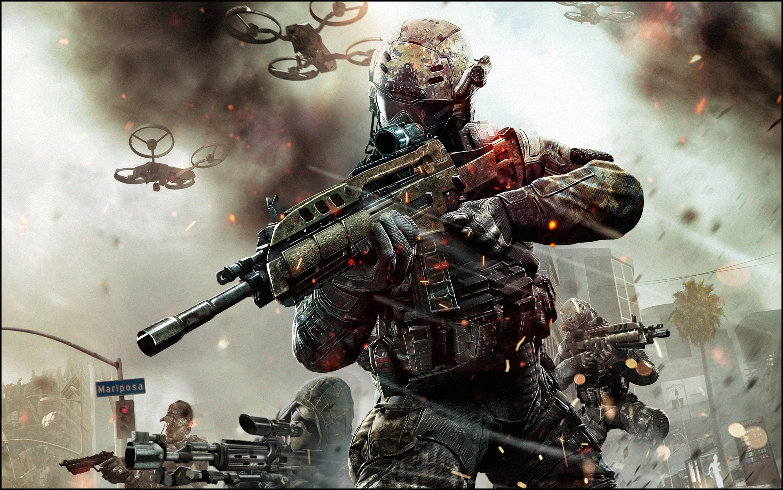 <b>Call of</b> Duty Ghosts Wallpapers 1920x1080 in <b>HD</b> | <b>Call of</b> Duty ...