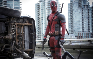 Deadpool movie Photos