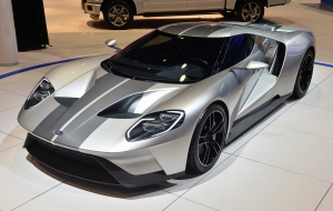 Ford GT 2016 Wallpapers HD