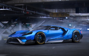 Ford GT 2016 Widescreen