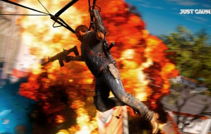 Just Cause 3 HD Wallpaper