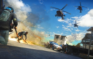 Just Cause 3 Game Screenshots