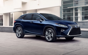 Lexus RX 2016 Wallpapers HD