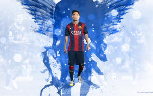 Lionel Messi Free Wallpaper for Computer