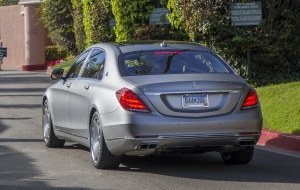 Mercedes-Maybach S600 High Definition Wallpapers