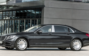 Mercedes-Maybach S600 New Wallpapers