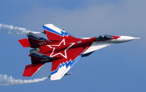 Mig 29 Background