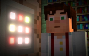 Minecraft: Story Mode full HD