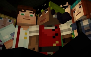 Minecraft: Story Mode High Definition Wallpapers