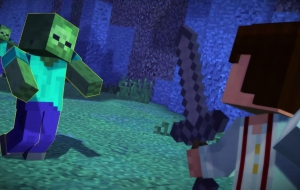 Minecraft: Story Mode Wallpapers HD