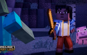 Minecraft: Story Mode Images