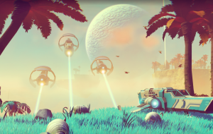 No Man's Sky High Definition Wallpapers
