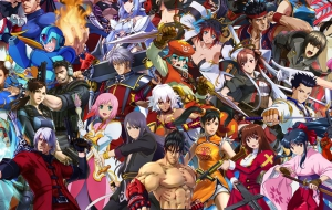 Project X Zone 2 Wallpapers