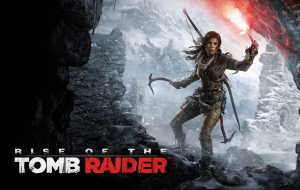 Rise of the Tomb Raider HD logo