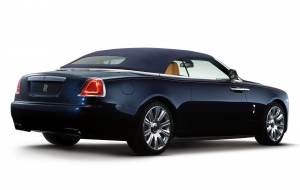 Rolls-Royce Dawn 4K
