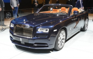 Rolls-Royce Dawn Wallpapers HD