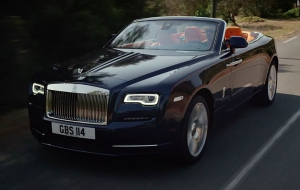 Rolls-Royce Dawn Images