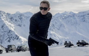 Spectre 007 HD Wallpaper