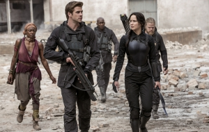The Hunger Games: Mockingjay Part 2 Images