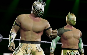 WWE 2K16 High Quality Wallpapers