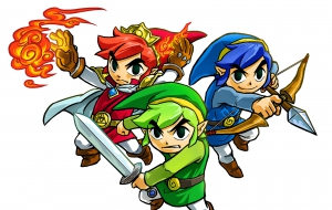 Zelda Tri Force Heroes Wallpaper