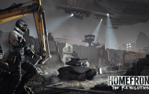 Homefront: The Revolution Wallpapers