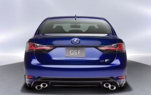 Lexus GS F 2016 High Quality Wallpapers