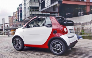 Smart Fortwo 2016 High Quality Wallpapers