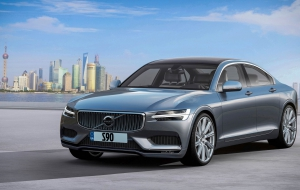 Volvo S90 2016 High Quality Wallpapers