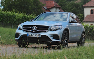 Mercedes-Benz GLC 2016 High Quality Wallpapers