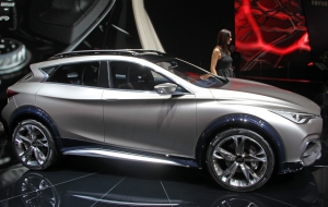 Infiniti QX30 High Quality Wallpapers