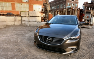 Mazda 6 2016 HD Wallpaper
