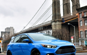 Ford Focus RS 2016 HD Wallpaper