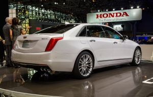 Cadillac CT6 2016 HD Wallpaper