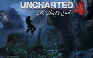 Uncharted 4 Background