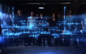 Agents of S.H.I.E.L.D. Background