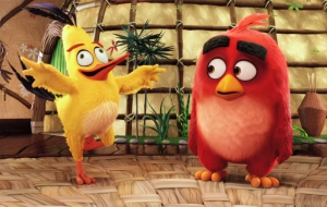 The Angry Birds Movie Background