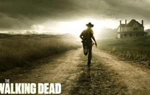 Walking dead Background