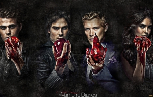 Vampire Diaries Background