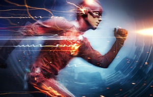 The Flash TV HD Wallpaper