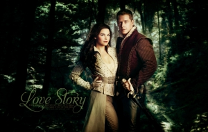 Once Upon a Time Background
